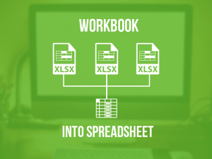 How to Merge Excel Files 】| Combine excel Multiple workbooks into One