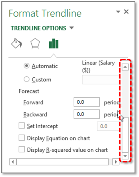 ➡ Learn How to create Excel scatter plots with two sets of data