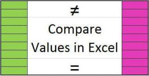Compare-values-in-Excel-Excel-Tutorials