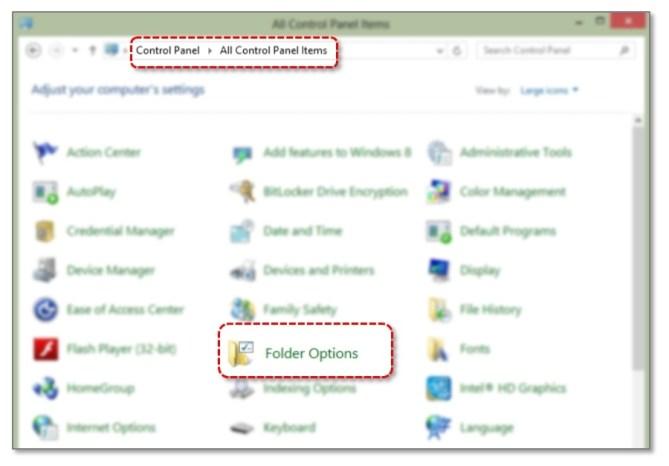 Control-Panel-Select-Folder-Options-Unprotect