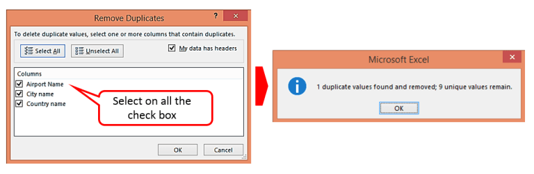 How to Remove Duplicates in Excel 】 | Find & Delete Duplicates