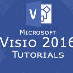 Microsoft VISIO 2016 Tutorials