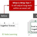 What is Wrap text