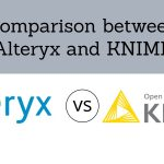 Comparison between Alteryx vs KNIME