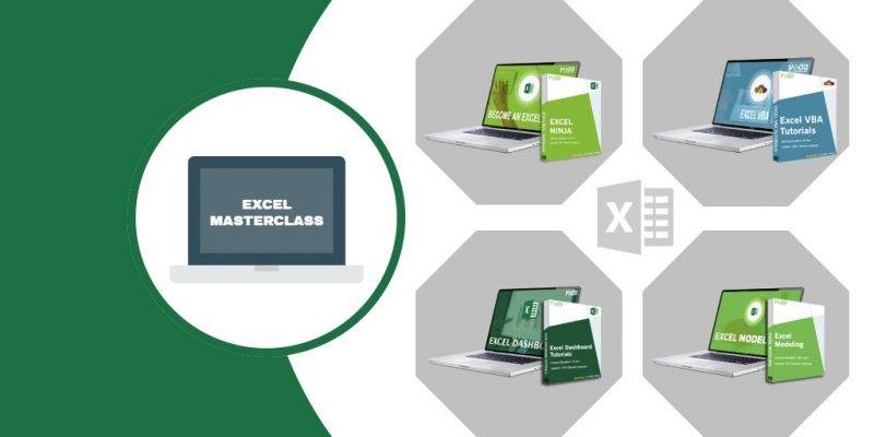 Excel Masterclass