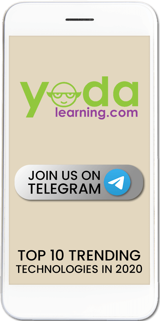 Join us on Telegram yoda community