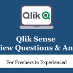 qlik sense interview questions
