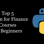 Python for Finance Courses